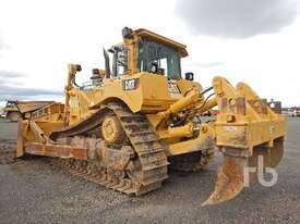 CATERPILLAR D8T Crawler Tractor - picture1' - Click to enlarge