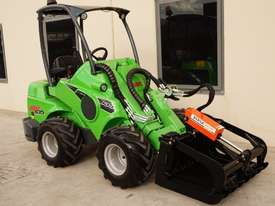Avant 635 Wheel Loader W/ HD Log Grab - picture10' - Click to enlarge