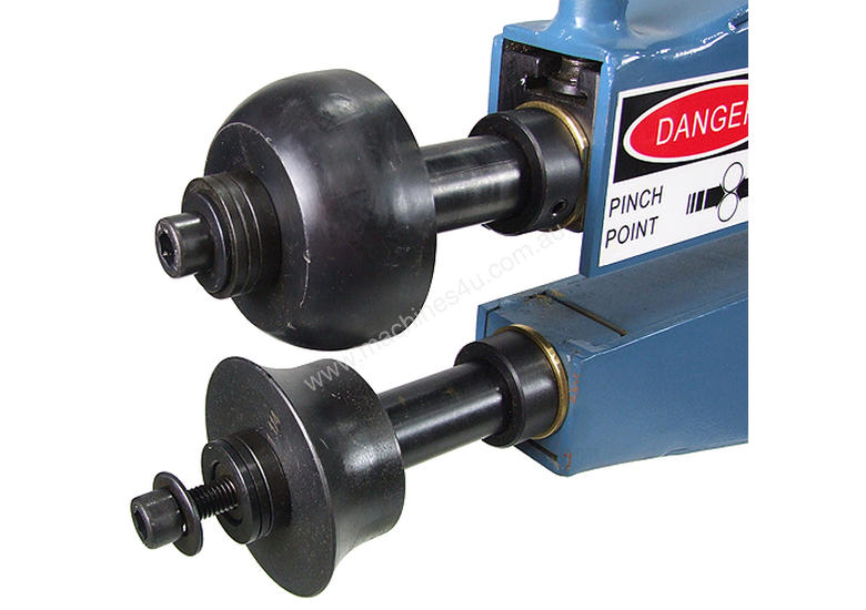 Baileigh Bead Roller - Jenny & Swage Tooling Now In Stock