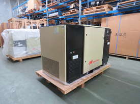 15kW / 20HP / 83cfm Ingersoll Rand Air Compressor & Dryer: UP5E-18TAS-8 - picture0' - Click to enlarge