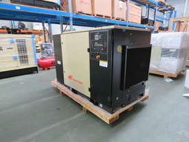 15kW / 20HP / 83cfm Ingersoll Rand Air Compressor & Dryer: UP5E-18TAS-8 - picture1' - Click to enlarge