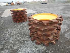 Compactor Wheels to suit CAT 815 (2 of) - 6928-3 - picture0' - Click to enlarge