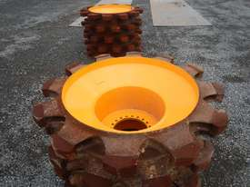 Compactor Wheels to suit CAT 815 (2 of) - 6928-3 - picture2' - Click to enlarge