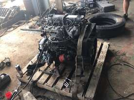 Terex PT 80 2012 Mod WRECKING, Complete Motor AVAILABLE, Price is for Motor Only, other parts avail - picture5' - Click to enlarge