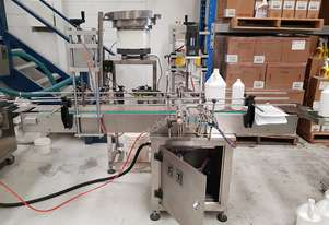 lid capping machine