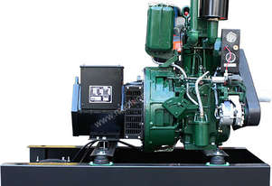 48kVA, Three Phase, Kirloskar Open Standby Generator