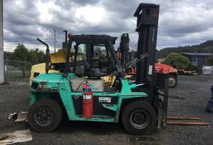 Used 6T Counterbalance Forklift