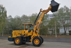 Telescopic Loader Wheel Loader