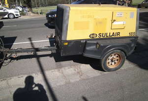 185 cfm sullair compressor , 2006 model