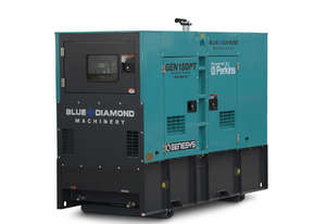 Perkins Engine - 150KVA Diesel Generator - 415V 3 Phase - 3 Years Warranty