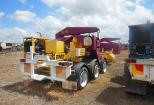 Steelbro Maroon Side Loader
