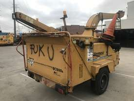 Vermeer BC1800 Mobile Woodchipper - picture5' - Click to enlarge