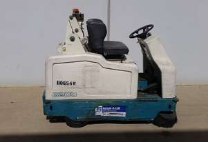 Tennant Battery Electric Sweeper