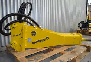 USED 2009 Indeco HP350 Hydraulic Hammer