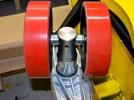 Euro Narrow Hand Pallet Jack/Truck 540mm Wide (Poly Wheel) - picture1' - Click to enlarge