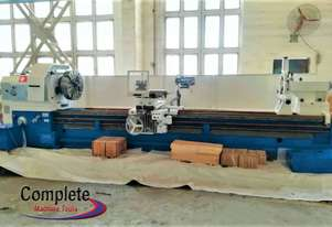 PUMA MANUAL HEAVY DUTY LATHE | 4000MM BC | 1000MM SWING | 130MM SPINDLE BORE | DIGI READOUT