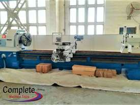 Puma 4000mm BC | 1000mm swing heavy duty lathe Incl Digital Readout  - picture0' - Click to enlarge