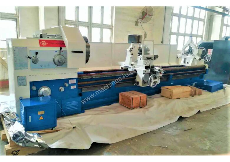 Puma 4000mm BC | 1000mm swing heavy duty lathe Incl Digital Readout