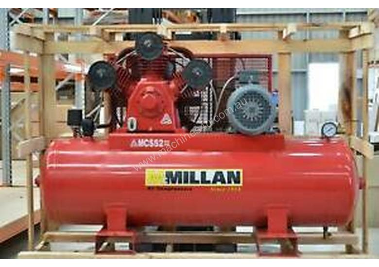 ***SOLD*** MCS52 10Hp Fully Serviced Piston Compressor