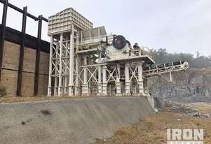 2013 Henan Liming 1100 Jaw Crushing Plant