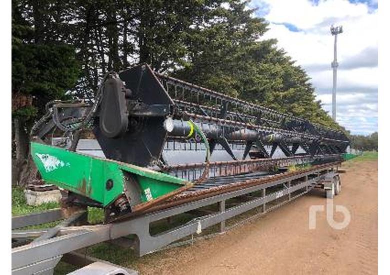 Used midwest MIDWEST CH42CTF Header Combine Harvester in