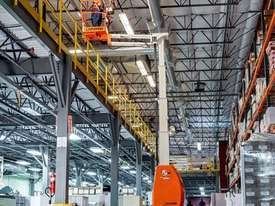 SNORKEL MB26J ELECTRIC BOOM LIFT - picture0' - Click to enlarge