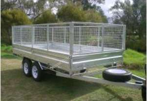 Cstmac Flat Top Trailer FT147