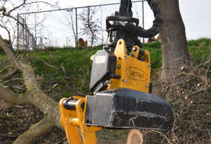 GMT035 grapple saw for 5+ ton Excavators