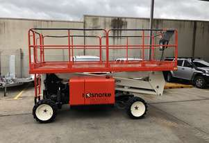 2013 Snorkel SL30 - Speed Level / RT Scissor Lift