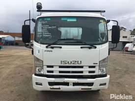 2009 Isuzu FRR600 MWB - picture1' - Click to enlarge