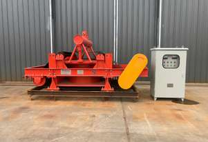 NEW M&Q 1200 ELECTRO MAGNET SELF CLEANING