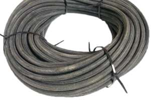 Hose Welding gas hose Rubber with woven protective cover 3.0 mm I/D 10 mm O/D
