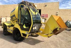 2018 CARMIX 3500 TC SELF LOADING MIXER