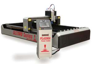 Plasma / Flame Combo CNC – STEELMASTER ULTIMO Plus - CNC Plasma & Oxy Flame Profiler. 1500mm x 3000m