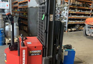 3.8m Reach Walkie Stacker For Sale!