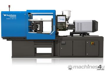 Phenomenally-Efficient Sumitomo-Demag Fully Electric Moulding Machines