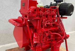 PUMP SPRINKLER ENGINE VM Motori D703E0 47HP DIESEL - Heat Exchanged