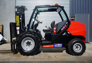 Manitou MC25-4 Forklift Buggy - Available for Hire