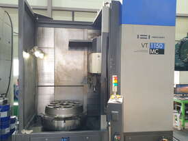 2011 Hwacheon VT-1150MC CNC Vertical Turn Mill - picture0' - Click to enlarge