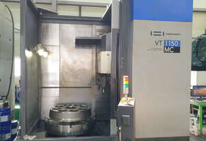 2011 Hwacheon VT-1150MC CNC Vertical Turn Mill