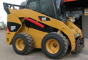 Caterpillar 262C Wheeled For Hire