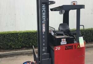 2.0T Battery Electric Reach Sit Down Forklift