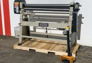 New Never Used SAHINLER Power Curving Rollers