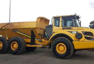 Volvo A30F Articulated Dump Truck for Hire