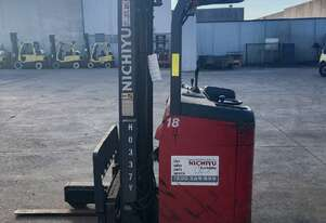 1.4T Battery Electric Reach Stand Up Forklift