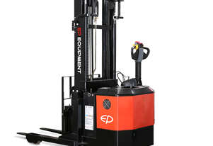 EP CQE15S Electric Walkie Reach Stacker