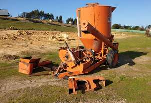 PRESSMATIC MULTI MIX FEED MILL