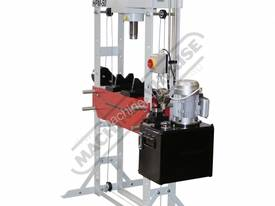 50 Ton Industrial Hydraulic Press HPM 50 - picture2' - Click to enlarge