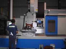 Eumach FBE Universal CNC Bed Mills - picture3' - Click to enlarge