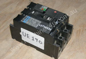 Terasaki T0-100BA Circuit Breakers.